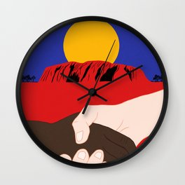 Come Together Wall Clock