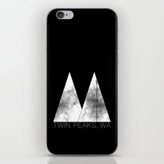 Twin Peaks, WA (White Lodge) iPhone Skin