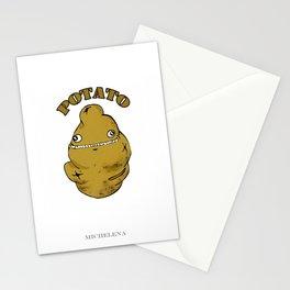POTATO  Stationery Cards