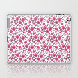 Pink & Purple Blooms Laptop & iPad Skin