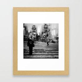 Amongst Us Framed Art Print