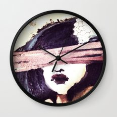 Portrait 117 Wall Clock