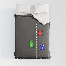C64 Le Mans Comforters