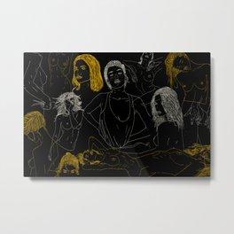 Veneres Metal Print
