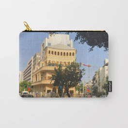 Tel Aviv Pagoda House - Israel Carry-All Pouch