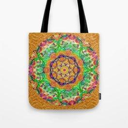 Mandala Symbol Tote Bag
