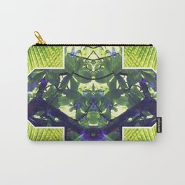 Palm Prism Original Artwork by Rachael Rice Carry-All Pouch