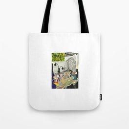 Awooo Tote Bag