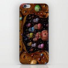 Die Ankunft iPhone Skin