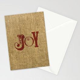 JOY + BURLAP Stationery Cards