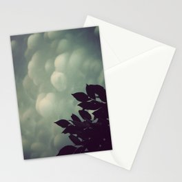 Odd Cloud Formations Stationery Cards