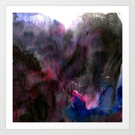 Vellum Bliss No. 7-2 by Kathy Morton Stanion Art Print