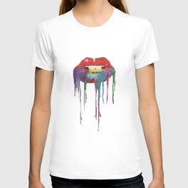 Kiss Art T-shirt