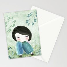 Nature, my soul Stationery Cards