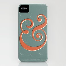 Ampersand iPhone (4, 4s) Slim Case