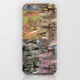 My Most Popular Camo, Dual version! iPhone Case