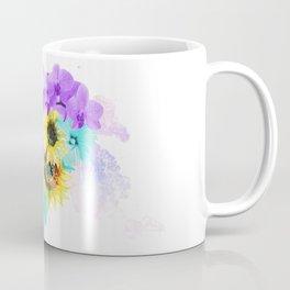 Floral Overdose Coffee Mug