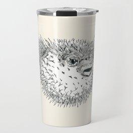 Pufferfish Travel Mug
