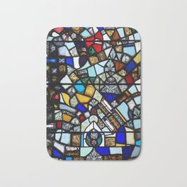 Beauty in Brokenness Andreas 2 Bath Mat