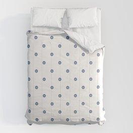 Bon Chance Blanc Comforters