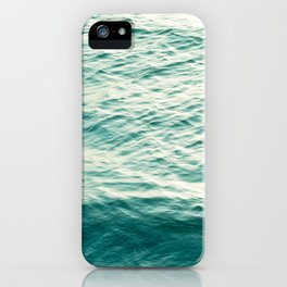 Blue Water iPhone Case