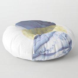 Moonlight #2 Floor Pillow