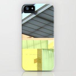 Botta Glitch iPhone Case