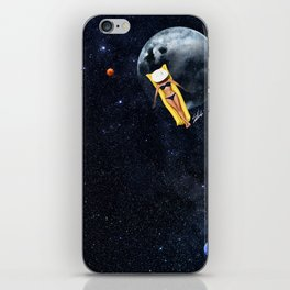 Relaxing thoughts. iPhone Skin