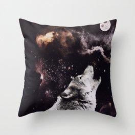 The Howl Throw Pillow