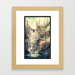 Otaku Framed Art Print
