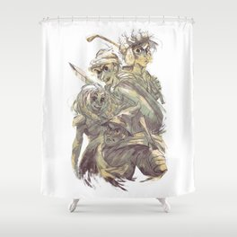 SP : The Stick Of Truth Shower Curtain