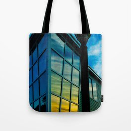 Harbor Scenes Tote Bag