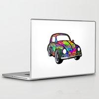 hippie Laptop & iPad Skins featuring Buggin - Hippie by Tali Rachelle