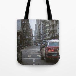 Hong Kong Street Tote Bag