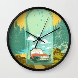 DREAM BOTTLE Wall Clock