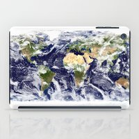 planet of the apes iPad Cases featuring PLANET by Planet Prints