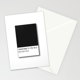 My Dark Soul Stationery Cards