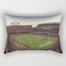 Kyle Field Rectangular Pillow