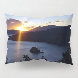 Sunrise at Emerald Bay Pillow Sham