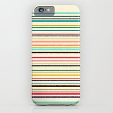 pop stripe iPhone 6s Slim Case