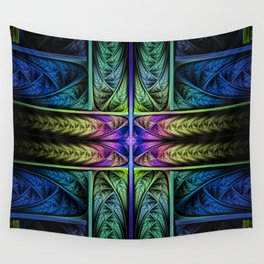 Classical Fractal Wall Tapestry