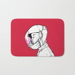 Fly With Me Bath Mat