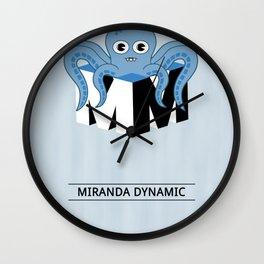 Miranda Dynamic Wall Clock