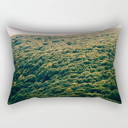 Sun Forest Rectangular Pillow