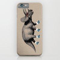 Triceratops Slim Case iPhone 6s