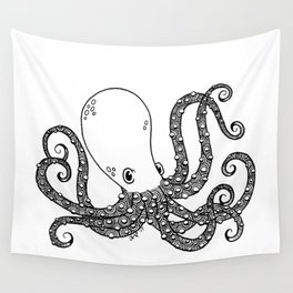 Mr Bubble Wall Tapestry