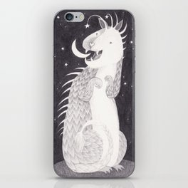 Just a Phase iPhone Skin