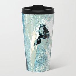 Forward Slash Travel Mug