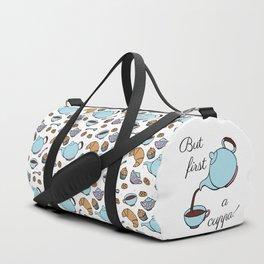Teatime Duffle Bag