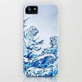 The Crashing Waves iPhone Case